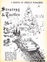 "Vol. 1, #9 ""The Sinai Wargame"""