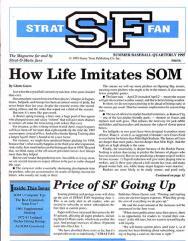"1995 Summer - Baseball Quarterly ""How Life Imitates SOM"""