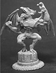 Gargoyle on Pillar