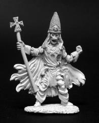 St. Tarkus - Dire-Dead Inquisitor w/Staff
