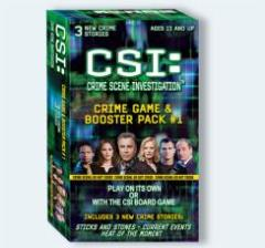 CSI - Crime Game & Booster Pack #1