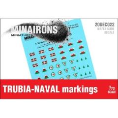 Trubia-Naval Markings