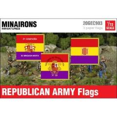 Republican Army Flags