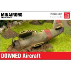 Downed Fighter