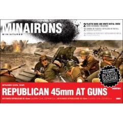 Republican 45mm AT Guns