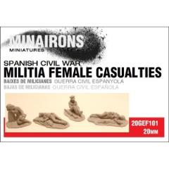 Militia Female Casualties
