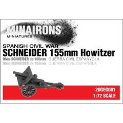 Schneider 155mm Howitzer