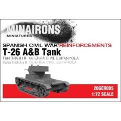 T-26 A&B Tank
