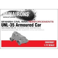 UNL-35 Armoured Car