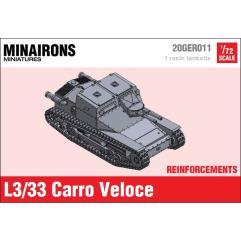 L3/33 Carro Veloce