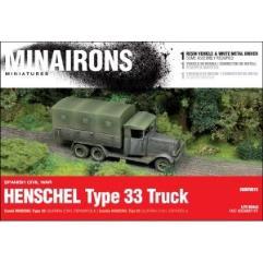 Henschel Type 33 Truck