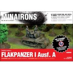 Flankpanzer I Ausf. A (1:72)