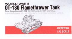 OT-130 Flamethrower Tank