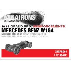 Mlercedes Benz W154