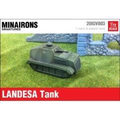 Landesa Tank (1:72)