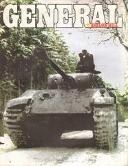 """Vol. 21, #3 """"Bulge 81, Panzer Leader Scenario, Civil War Counters, Source of the Nile Game Log"""""""