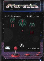 Starcade board game