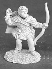 Puck Piperdale - Male Halfling Ranger w/Bow