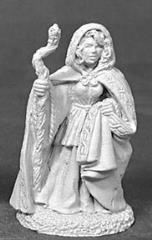 Allanah Greyloft - Female Wizard