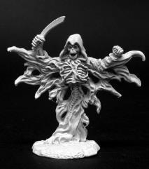 Ghost Warrior w/Sword
