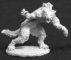 Jean Paul Duchamps - Werewolf