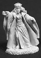 Alexis the Conjuror - Female Wizard