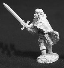 Beorn the Mighty - Barbarian w/2-Handed Sword