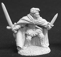 Dorian Starbrow - Male Ranger w/Sword & Dagger