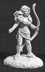 Ahlissa of the Blade - Female Ranger