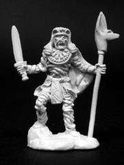Khalith the Black - Mummy King
