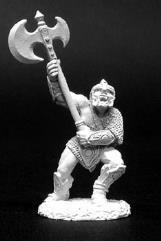 Orc Warrior of Kargir w/Great Axe