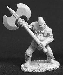Dark Lord Lothar w/2-Handed Axe