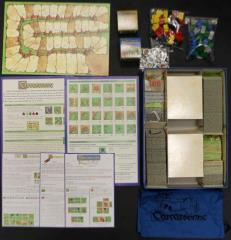 Carcassonne Collection #2 - Base Game + 5 Expansions!