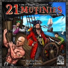 21 Mutinies Poster