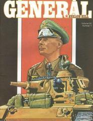 "Vol. 22, #1 ""Panzerarmee Afrika, Trireme, Afrika Korps Variant Counters"""