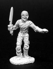 Sethis - Mummy Warrior