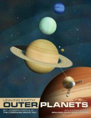 Leaving Earth - Outer Planets