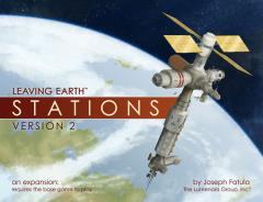 Leaving Earth - Stations (2nd Edition)