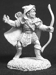 Eldarion - Male Ranger w/Bow