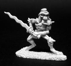 Bakarathi Warrior