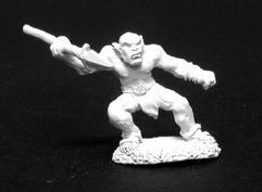 Orc Warrior of Kargir Throwing Spear