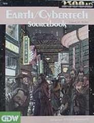 Earth/Cybertech Sourcebook