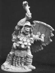 Kagunk - Ogre Chieftain