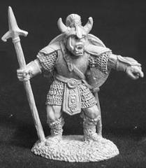 Skarr - Orc Warlord of the Woodspike