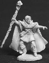 Drake Whiteraven - Male Wizard w/Staff