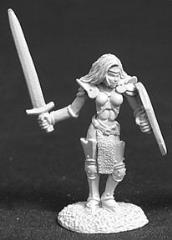 Krista - War Maiden