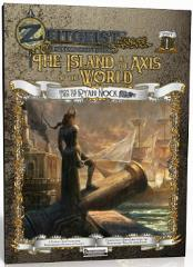 """#1 """"The Island at the Axis of the World"""""""