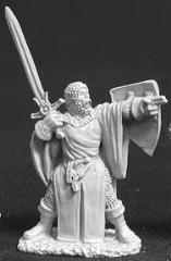 Luther Baldwin - Templar Commander