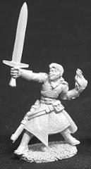 Dieter Von Regmon - Male Fighter Wizard w/Sword & Fire Spell