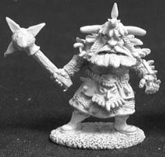 Spike - Dwarven Warmaster w/Mace